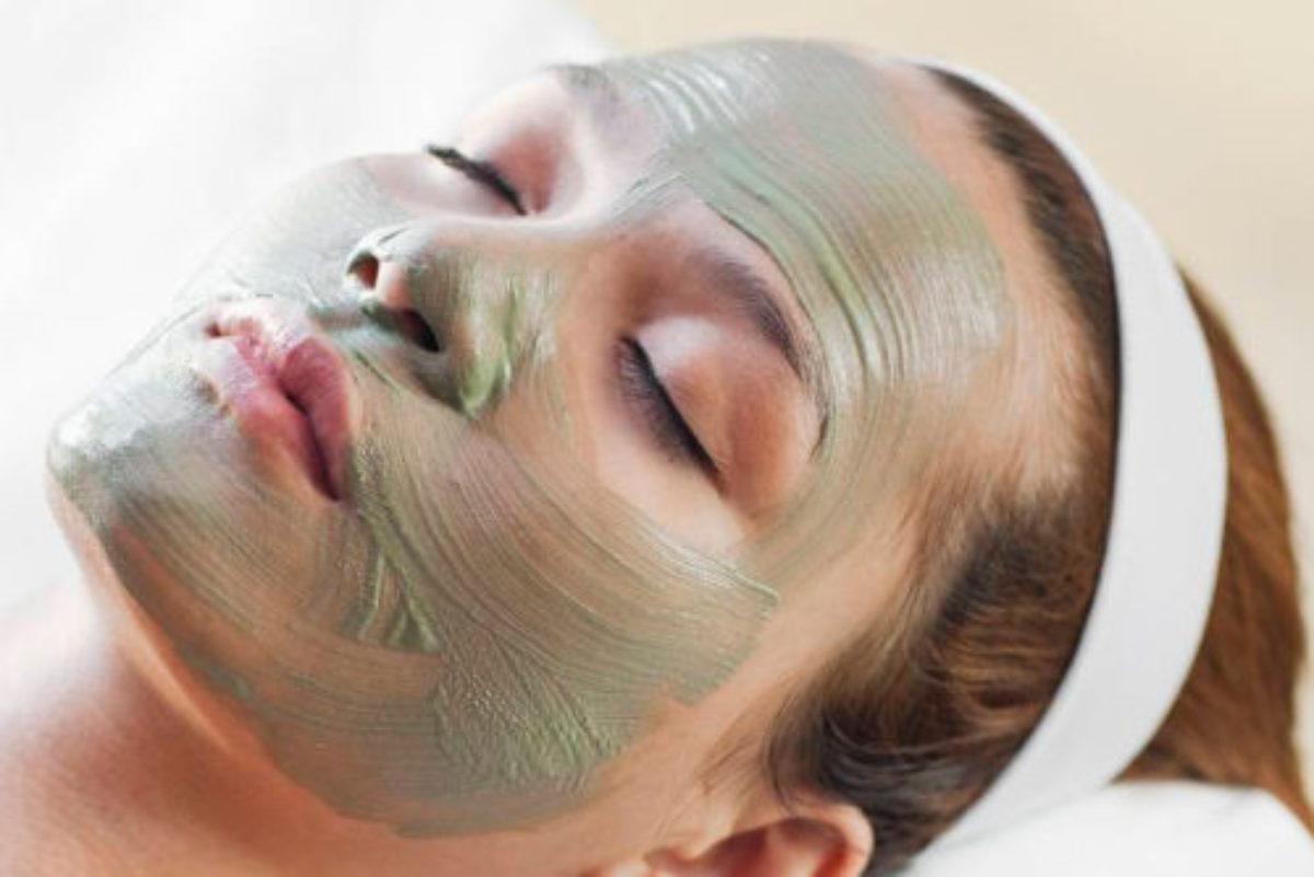 mascarilla facial arcilla verde propiedades