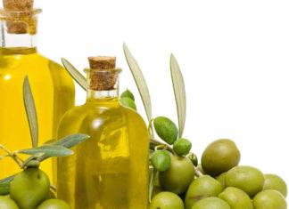 aceite de oliva pelo cara