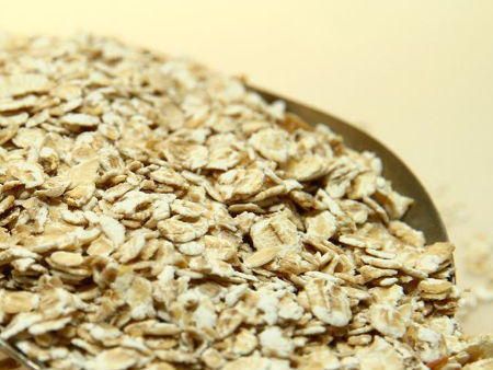 Beneficios de los copos de avena en dieta para adelgazar