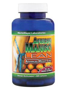 extracto del mango africano en capsulas