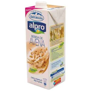 leche alpro