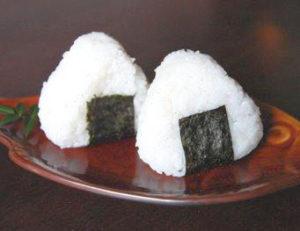 sushi arroz asiatico