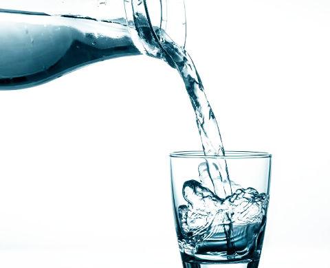 dieta del agua