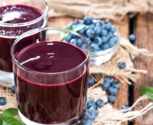 jugo de arandanos azules beneficios
