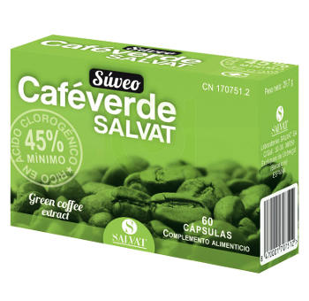 capsulas green coffee salvat