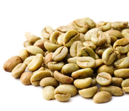 granos cafe verde con cafeina para bajar de peso