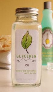 glicerina liquida propiedades