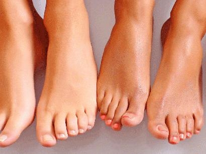 vaselina para los pies