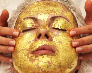 C mo hacer bien una mascarilla casera de oro for Como es una beta de oro
