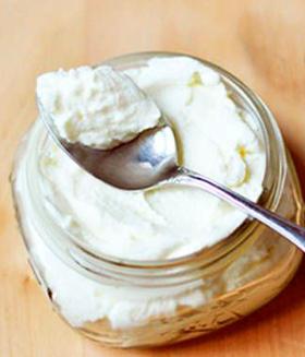 mascarilla para el acne de yogur