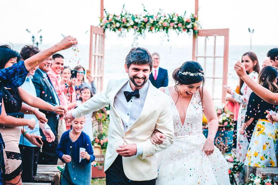 Las mejores tendencias para bodas en 2019