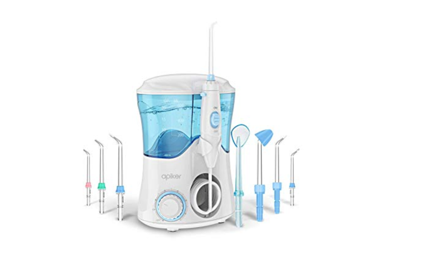 Beneficios de los irrigadores dentales para la salud bucal